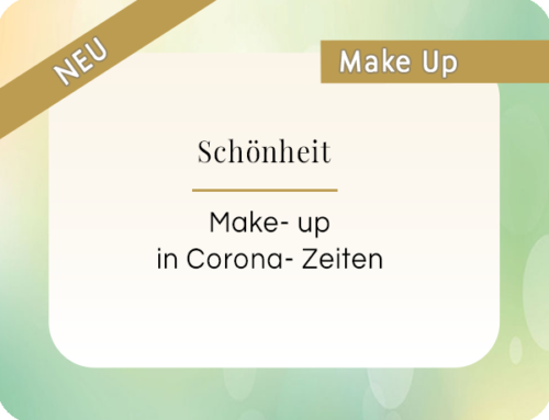 Make up in Corona-Zeiten