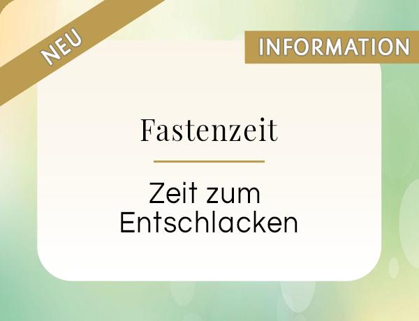 Banner Fastenzeit