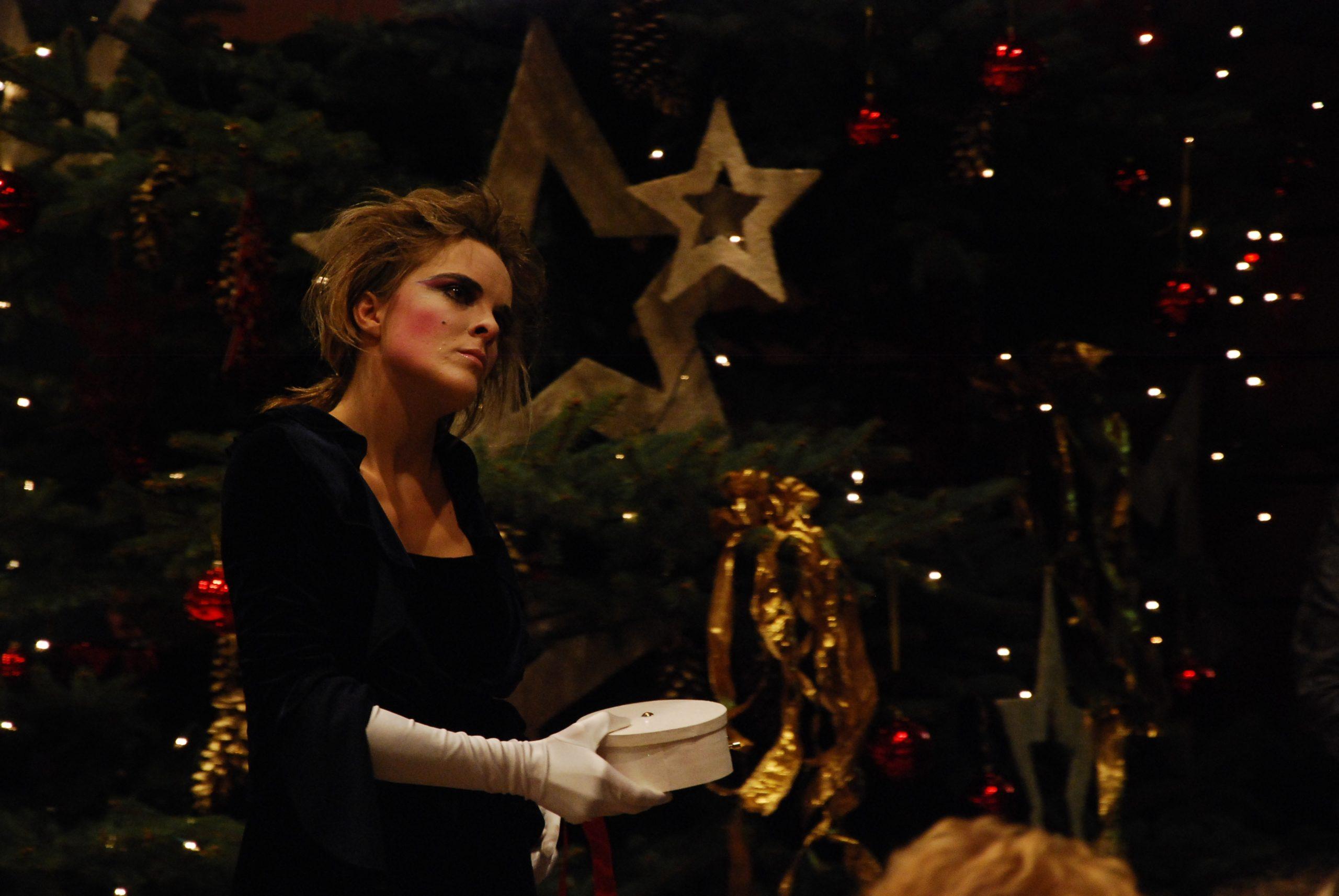 Louise Weihnacht Spieluhr